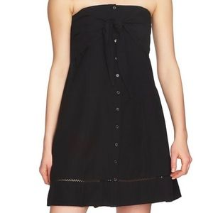 1.State Tie Front Dress
